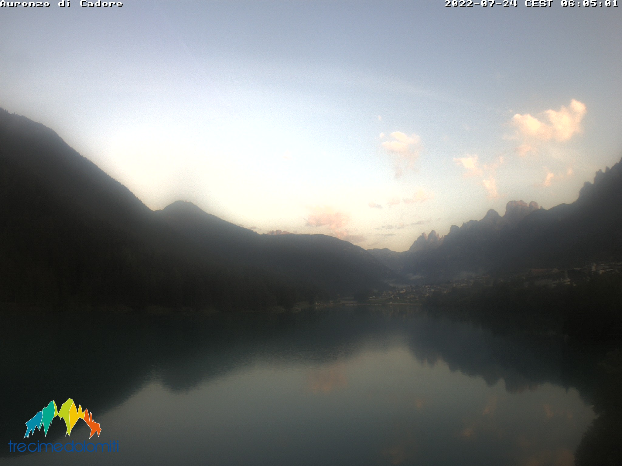 Webcam Auronzo Di Cadore
